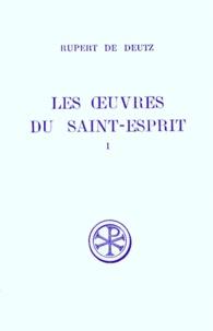 Galabria.be LES OEUVRES DU SAINT ESPRIT. Tome 1, Livres 1 et 2, Edition bilingue français-latin Image