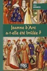 Era-circus.be Jeanne d'Arc a-t-elle été brûlée ? Image