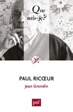 Jean Grondin - Paul Ricoeur.