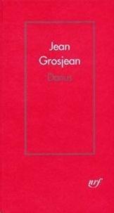 Jean Grosjean - Darius.
