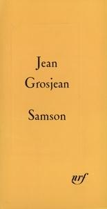 Jean Grosjean - Samson.