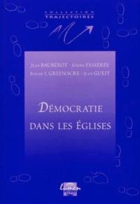 Jean Gueit et Jean Baubérot - .