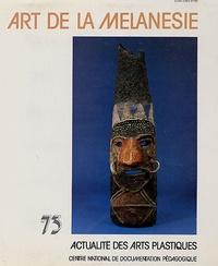Jean Guiart - Art de la Mélanésie - Avec diapositives.