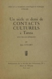 Jean Guiart - Un siècle et demi de contacts culturels à Tanna, Nouvelles-Hébrides.