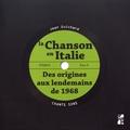 Jean Guichard - La chanson en Italie - Des origines aux lendemains de 1968.