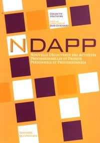 Jean Guichard - NDAPP - Nouvelle découverte des activités professionnelles et projets personnels et professionnels.