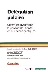 Jean Guicheteau et Agnès Lyda-Truffier - Délégation polaire - Comment dynamiser la gestion de l'hôpital en 60 fiches pratiques.