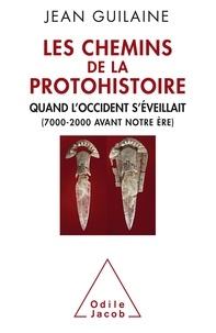 Jean Guilaine - Les chemins de la protohistoire - Quand l'Occident s'éveillait (7000-2000 avant notre ère).