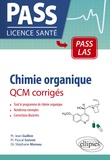 Jean Guillon et Stéphane Moreau - Chimie organique - QCM corrigés.