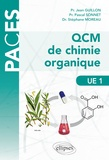 Jean Guillon et Pascal Sonnet - QCM de chimie organique.