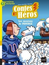 Jean Guion et Jeanine Guion - Contes et héros - Les moutons de Panurge CP/CE1 6/7 ans.