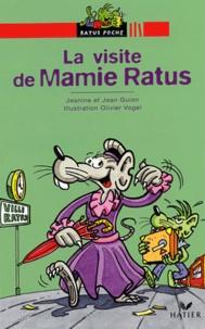 Jean Guion et Jeanine Guion - La visite de mamie Ratus.