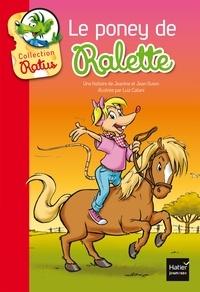 Jean Guion et Jeanine Guion - Le poney de Ralette.