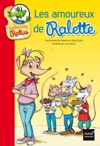 Jean Guion et Jeanine Guion - Les amoureux de Ralette.