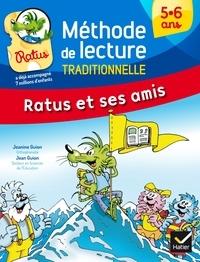 Jean Guion et Jeanine Guion - Méthode de lecture syllabique Ratus et ses amis.