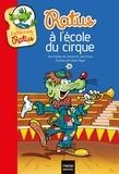Jean Guion et Olivier Vogel - Ratus à l'école du cirque.
