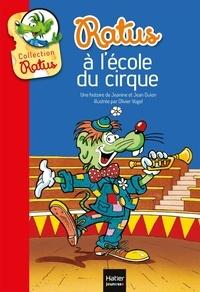 Ratus à l'école du cirque - Jean Guion pdf epub