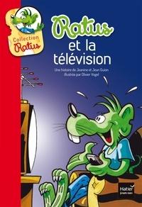 Jean Guion et Jeanine Guion - Ratus et la télévision.