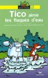 Jean Guion et Jeanine Guion - Tico aime les flaques d'eau.