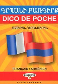 Jean Gureghian et Rousane Guréghian - Dico de poche Arménien-Français & Français-Arménien.