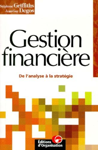 Jean-Guy Degos et Stéphane Griffiths - .