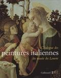 Jean Habert et Stéphane Loire - Catalogue des peintures italiennes du musée du Louvre - Catalogue sommaire.