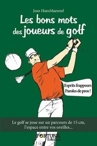 Les bons mots des joueurs de golf.pdf