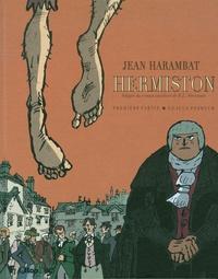 Jean Harambat - Hermiston Tome 1 : Le juge pendeur.