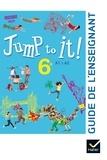 Jean Hébrard et Anne-Marie Chartier - Anglais 6e A1-A2 Jump to it ! - Guide de l'enseignant.