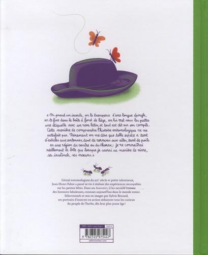 Bestioles. Bousier glouton, mante religieuse assassine, fourmi ravisseuse et autres Souvenirs entomologiques...