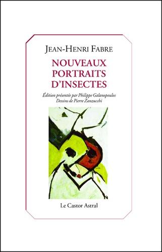 Nouveaux portraits d'insectes