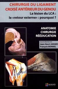 Chirurgie du ligament croisé antérieur du genou - La lésion du LCA : le retour externe : pourquoi ?.pdf