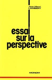 Deedr.fr Essai sur la perspective Image