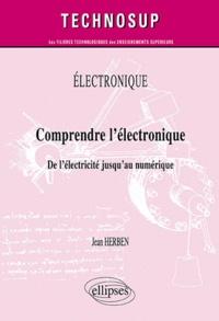 Histoiresdenlire.be Comprendre l'électronique - De l'électricité jusqu'au numérique Image