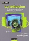 Jean Herben - La télévision - Télévision analogique, émission et réception.