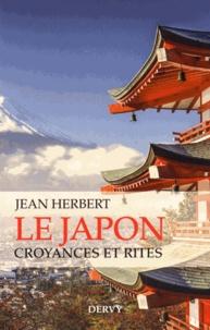 Le Japon- Croyances et rites - Jean Herbert |