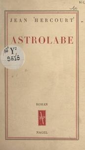Jean Hercourt - Astrolabe.
