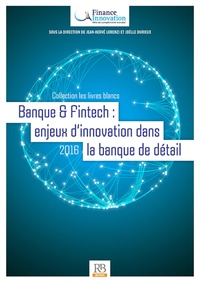 Jean-Hervé Lorenzi et Joëlle Durieux - Banque & Fintech : enjeux d'innovation dans la banque de détail.