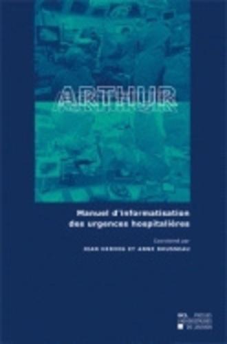 Jean Herveg - Manuel d'informatisation des urgences hospitalières.