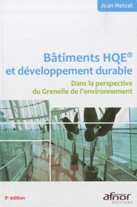 Bâtiments HQE et développement durable - Dans la perspective du Grenelle de lenvironnement.pdf