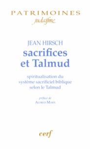 Sacrifices et Talmud - Spiritualisation du système sacrificiel biblique selon le Talmud.pdf
