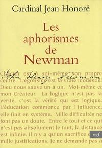 Jean Honoré - Les aphorismes de Newman.