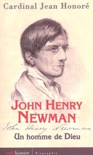 Jean Honoré - Newman, un homme de Dieu.