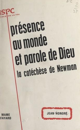 Présence au monde et parole de Dieu : la catéchèse de Newman