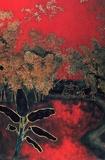 Jean Hougron - La nuit indochinoise - Coffret en 2 volumes : Tu récolteras la tempête, Soleil au ventre, Rage blanche ; Mort en fraude, Les Portes de l'aventure, Les Asiates, La Terre du barbare.