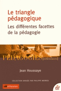 Le triangle pédagogique- Les différentes facettes de la pédagogie - Jean Houssaye |