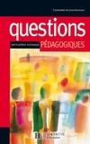 Jean Houssaye - Questions pédagogiques - Encyclopédie historique - Encyclopédie historique.