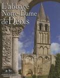 Jean Hubert - L'abbaye Notre-Dame de Déols (Indre).