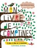 Jean-Hugues Malineau et Gwénola Carrère - Mon livre de comptines - A dire, à lire et à inventer.