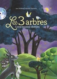 Jean Humenry - Les 3 arbres - conte musical chretien - ed.crer-bayard.